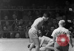 Image of Golden Gloves Light middleweight boxing  New York City USA, 1954, second 23 stock footage video 65675041494