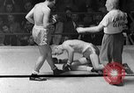 Image of Golden Gloves Light middleweight boxing  New York City USA, 1954, second 24 stock footage video 65675041494