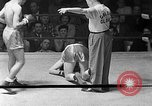 Image of Golden Gloves Light middleweight boxing  New York City USA, 1954, second 25 stock footage video 65675041494