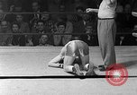 Image of Golden Gloves Light middleweight boxing  New York City USA, 1954, second 27 stock footage video 65675041494