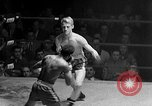 Image of Golden Gloves Light middleweight boxing  New York City USA, 1954, second 46 stock footage video 65675041494
