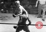 Image of Golden Gloves Light middleweight boxing  New York City USA, 1954, second 47 stock footage video 65675041494