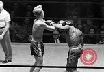 Image of Golden Gloves Light middleweight boxing  New York City USA, 1954, second 55 stock footage video 65675041494
