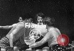 Image of underwater boxing Silver Springs Florida USA, 1954, second 2 stock footage video 65675041495