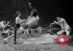 Image of underwater boxing Silver Springs Florida USA, 1954, second 9 stock footage video 65675041495