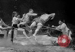 Image of underwater boxing Silver Springs Florida USA, 1954, second 11 stock footage video 65675041495