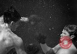 Image of underwater boxing Silver Springs Florida USA, 1954, second 19 stock footage video 65675041495