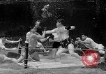 Image of underwater boxing Silver Springs Florida USA, 1954, second 35 stock footage video 65675041495