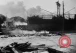 Image of German attack Dunkirk France, 1940, second 55 stock footage video 65675041498