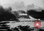 Image of German attack Dunkirk France, 1940, second 57 stock footage video 65675041498