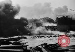 Image of German attack Dunkirk France, 1940, second 58 stock footage video 65675041498