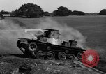 Image of 1941 Japanese tank testing India, 1944, second 30 stock footage video 65675041503