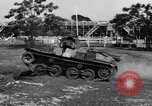 Image of 1941 Japanese tank testing India, 1944, second 45 stock footage video 65675041503