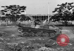 Image of 1941 Japanese tank testing India, 1944, second 49 stock footage video 65675041503
