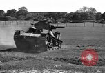 Image of Japanese tank testing India, 1944, second 7 stock footage video 65675041505