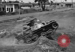 Image of 1941 Japanese Light Tank India, 1944, second 10 stock footage video 65675041507