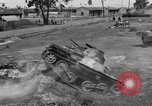 Image of 1941 Japanese Light Tank India, 1944, second 12 stock footage video 65675041507