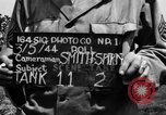 Image of 1941 Japanese Light Tank India, 1944, second 26 stock footage video 65675041507