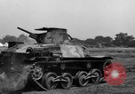 Image of 1941 Japanese Light Tank India, 1944, second 38 stock footage video 65675041507