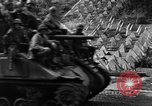 Image of United States tanks Paris France, 1945, second 7 stock footage video 65675041515