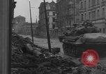 Image of United States tanks Paris France, 1945, second 34 stock footage video 65675041515