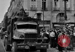 Image of United States tanks Paris France, 1945, second 53 stock footage video 65675041515
