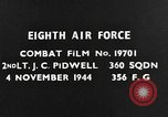 Image of Eighth Air Force Germany, 1944, second 6 stock footage video 65675041522