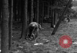 Image of Infantry Osterode Germany, 1945, second 13 stock footage video 65675041531