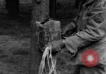 Image of Infantry Osterode Germany, 1945, second 16 stock footage video 65675041531