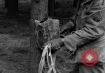 Image of Infantry Osterode Germany, 1945, second 17 stock footage video 65675041531