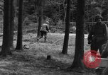 Image of Infantry Osterode Germany, 1945, second 30 stock footage video 65675041531
