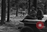 Image of Infantry Osterode Germany, 1945, second 31 stock footage video 65675041531