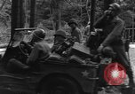 Image of Infantry Osterode Germany, 1945, second 33 stock footage video 65675041531