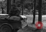 Image of Infantry Osterode Germany, 1945, second 36 stock footage video 65675041531