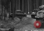 Image of US 16th Infantry accompanied by Armor, advance  from Osterode Germany, 1945, second 10 stock footage video 65675041532
