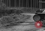 Image of US 16th Infantry accompanied by Armor, advance  from Osterode Germany, 1945, second 13 stock footage video 65675041532