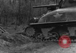 Image of US 16th Infantry accompanied by Armor, advance  from Osterode Germany, 1945, second 16 stock footage video 65675041532