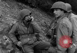 Image of US 16th Infantry accompanied by Armor, advance  from Osterode Germany, 1945, second 57 stock footage video 65675041532