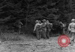 Image of Infantry Germany, 1945, second 12 stock footage video 65675041533