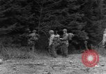 Image of Infantry Germany, 1945, second 15 stock footage video 65675041533