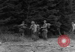 Image of Infantry Germany, 1945, second 16 stock footage video 65675041533