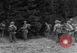 Image of Infantry Germany, 1945, second 19 stock footage video 65675041533