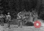 Image of Infantry Germany, 1945, second 23 stock footage video 65675041533