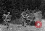 Image of Infantry Germany, 1945, second 29 stock footage video 65675041533