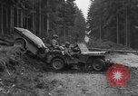 Image of Infantry Germany, 1945, second 52 stock footage video 65675041533