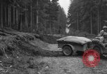 Image of Infantry Germany, 1945, second 55 stock footage video 65675041533