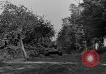 Image of Captured Mark V tank Saint Lo France, 1944, second 4 stock footage video 65675041538