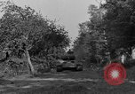 Image of Captured Mark V tank Saint Lo France, 1944, second 6 stock footage video 65675041538