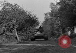 Image of Captured Mark V tank Saint Lo France, 1944, second 8 stock footage video 65675041538