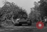 Image of Captured Mark V tank Saint Lo France, 1944, second 11 stock footage video 65675041538